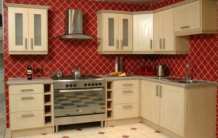 <i>Shaker Maple Kitchen Units <a href='shaker-maple.php.php'>only &pound;295</a></i>
